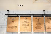 menu display