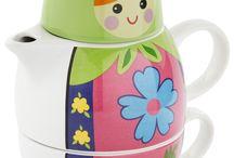 Tea Time / I LOVE TEA! / by Kaadeshka