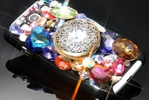 Iphone bling case / by ReeRee Thomas