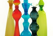 Glass Obsessed / Glass Objects, mostly mid-century  / by Marianna Morris