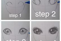 Drawings steps