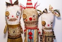 Dolls / by Kathy Cruz