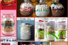 Diy gift in a jar