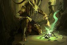 Fantasy ideas & references