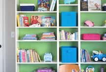 Office/Home School Room / by Andrea Abrahams