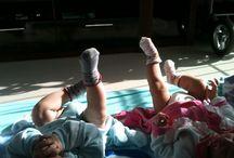 Theo e Laura  / Os sobrinhos mais lindos e os amores da vida da Titia Babona!!!!