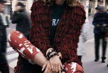 DAMN in Fashion Magazines