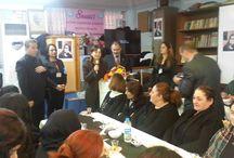 """Erzincan Refahiye Gümüşakar Köyü Derneğinde Kadınlarımızla / """" Özgürlük, Demokrasi, Adalet Mücadelemizde Kadın Emeği Yarınlara Umut Olacak ! """"  Erzincan Refahiye Gümüşakar Köyü Derneğinde Kadınlarımızla, daha güçlü bir dayanışma için bir araya geldik !  Meltem Yücel Pir , CHP İstanbul 2. Bölge Milletvekili Aday Adayı  www.meltemyucelpir.com"""