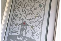 Papercut Art / Papercut Art and Gifts