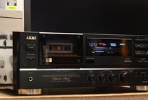 kazetaky / cassette deck history!