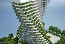 Green Architecture / Living walls
