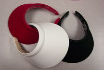 Visors / Women's Fashion Golf Visors to match any outfit, offered by From the Red Tees.