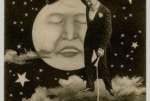 moon sun