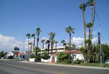 Yuma Historical Sites / These are all historic places you can see when you Stay at the Historic Coronado Motor Hotel in Yuma, Arizona. Just a few blocks from the hotel.