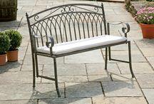 Garden Furniture / Our range of garden furniture