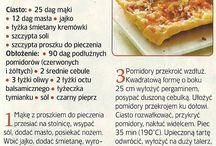 Przepisy kulinarne - tarty wykwintne