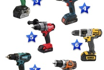Best Cordless Drills / A collection of the best cordless drills.