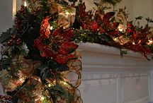 xmas decorations / by Julie Bay