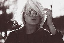 hairstyles / by peek & co