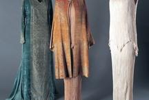 Dress: Fortuny Delphos & Peplos gowns