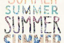 Sum-Sum-Summertime!!  / Activities, Crafts and Fun Stuff for Summer / by Joanne Libonati