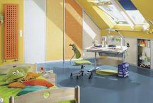 Panele podłogowe / Jakie panele podłogowe wybrać do mieszkania, biura, salonu fryzjerskiego.