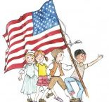 """American History for Kids / """"A man's country is not a certain area of land, of mountains, rivers, and woods, but it is a principle; and patriotism is loyalty to that principle.""""  George William Curtis  Great resources for teaching kids about their amazing American history and heritage."""