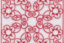 Embroidery Blocks