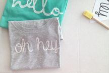 Shirts DiY