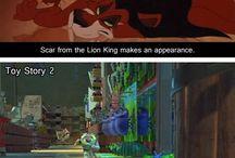 Randomly Disney e altro