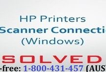 Contact 1800-431-457 to Fix HP Network Scanner Connection Error on Mac