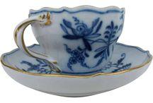 Cibulák porcelán