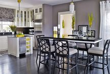 New-Age Cape Interior Ideas / Transitional and Contemporary decorating. / by Longfellow Design Build