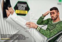 Yuriy Lodigin in GQ Russia June'14 / Talent: Yuriy Lodigin Producer: Anastasia Chibisova / GQ Photographer: Danil Golovkin Photographer's assistant: Ivan Soloviov / Andy Fiord Stylist: Vadim Galaganov / GQ Hair&make-up: Ksenia Tsygankova / Andy Fiord Line Producer: Nara Iskandarian / Andy Fiord  Production by Andy Fiord Photo&Film Production.