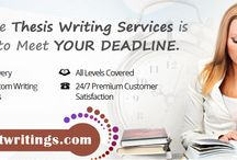 Thesis Writing Service from Content Writings / Custom Thesis Writing Services providing by Professional Writers at http://contentwritings.com/services/thesis-transcription / by Content Writings Ltd