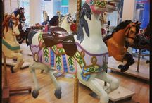 In the work shop / by Berkshire Carousel