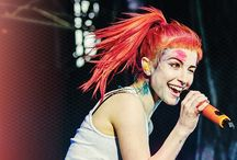 Hayley Williams / by Lucie
