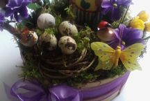 Easter Deco 2015 / Easter decorations 2015
