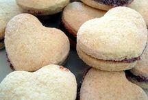 casadinhos, cupcake, pão de mel.