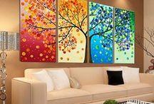 cuadrados decorativos