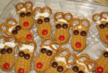 Cookies en forme de renne
