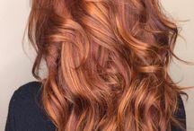 Hårfärg
