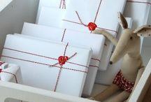 Geschenke verpacken - Gift Wrapping