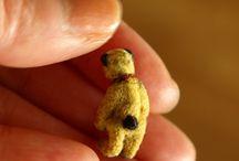 Micro Teddy Bears
