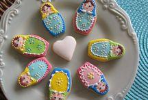 Matrioskas - Mamushkas - Bonecas Russas / Cookies