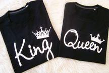 Matching Couple Shirts