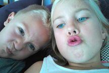 můj brácha a já