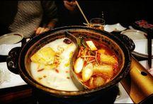 火鍋。温まるぅ〜 We have been enjoy with Chinese pot party. :q #nightlife #haveagoodtime #pots #火鍋 #プチ忘年会写真