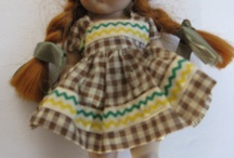 Dolls / by Sandy Sims