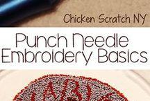Needle Punch